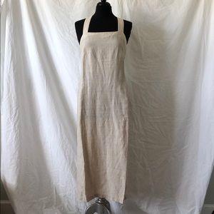 Classic Linen Maxi dress